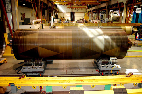 This Advanced Booster NRA effort will enable NASA and ATK to optimize a case design that will be stronger, yet ...