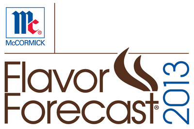 Flavor Forecast 2013 high-resolution logo.
