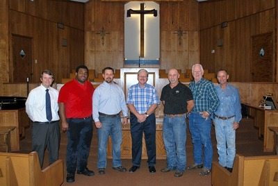 A coalition of pastors from Whitney, TX, unite over Christian Worldview Ministry Bible Study. Today, Hill County 66th District Court granted Liberty Institute's petition for a Temporary Restraining Order (TRO), and thereby guaranteed that Prairie Valley Baptist Church may lead its after-school Christian Worldview Ministry in a Whitney High School classroom on Tuesday, May 20, and Tuesday, May 27, starting 30 minutes after the final bell has rung.  The church plans to immediately exercise its right to hold its Christian Worldview Bible study at Whitney High School. (PRNewsFoto/Liberty Institute)
