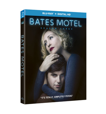 From Universal Pictures Home Entertainment: Bates Motel: Season Three