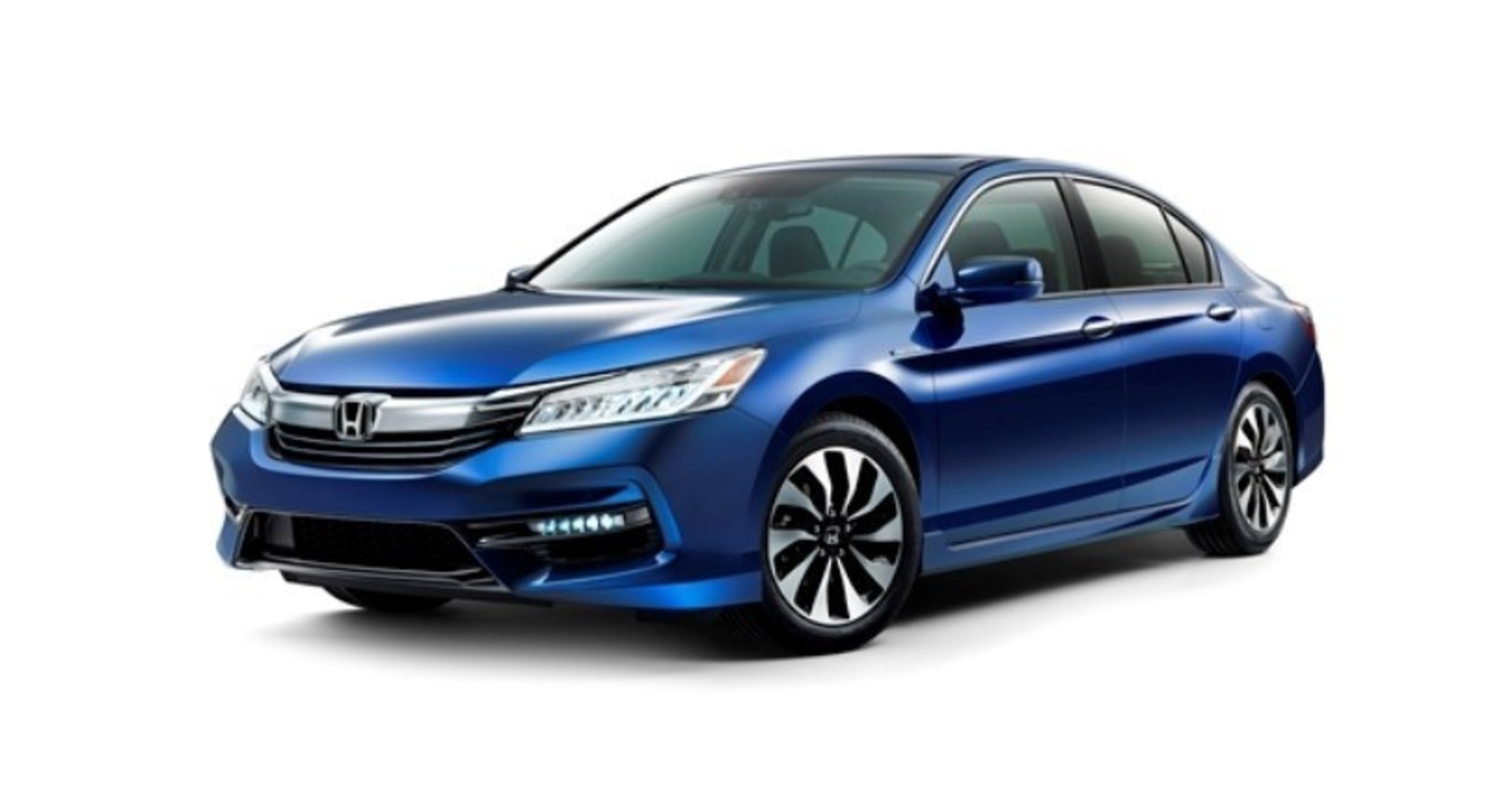 The Best Gets Better:  More Powerful, Fuel Efficient and Technologically Advanced 2017 Accord Hybrid Launching this Spring