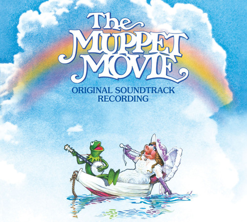 Muppet Movie soundtrack. (PRNewsFoto/Walt Disney Records) (PRNewsFoto/WALT DISNEY RECORDS)