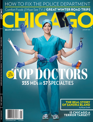 Chicago magazine, January Issue: Top Doctors