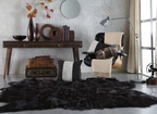 Blacky Brown Artic Sheepskin Rug by Fibre available for purchase on vutonni.com for $129.
