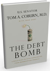Oklahoma Senator Tom Coburn Set to Release New Book, The Debt Bomb