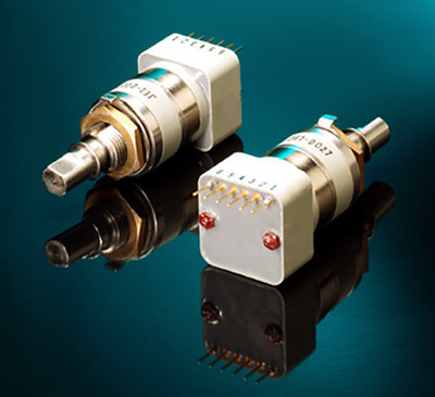 Esterline Janco JE Series optical encoders, distributed by Aviall