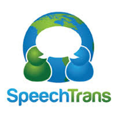 SpeechTrans partners with Intel(R) to increase access to translation technology.  (PRNewsFoto/SpeechTrans Inc.)