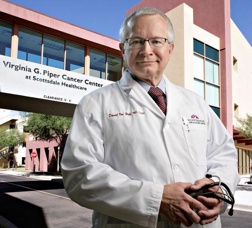 Scottsdale Healthcare, TGen study shows Abraxane/gemcitabine combination extends survival of