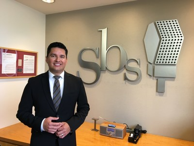 Chris Carrillo has been named Vice President and General Manager, of SBS Los Angeles