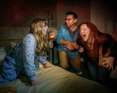"Southern California's Most Intense Halloween Event Kicks off at Universal Studios Hollywood as ""Halloween Horror Nights"" Comes to Life with an All-New Slate of Terrifying Mazes"