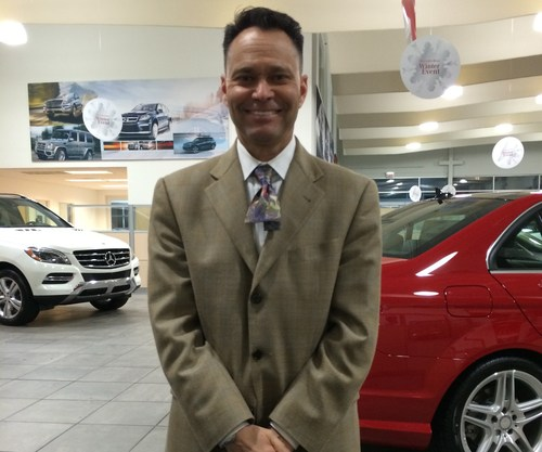 Autohaus on edens appoints new sales consultant for Autohaus on edens mercedes benz