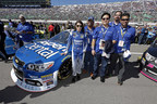 Danica Patrick & Aspen Dental extend their partnership in multi-year agreement.