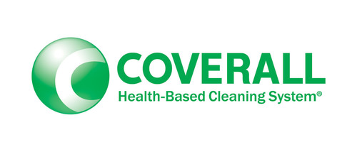 Coverall Health-Based Cleaning System, a leading franchisor or commercial cleaning businesses. Learn about Coverall Clean at www.Coverall.com.  (PRNewsFoto/Coverall Health-Based Cleaning System)