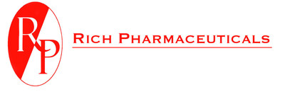 Rich Pharmaceuticals, Inc., is a biopharmaceutical company conducting oncology research with a focus on AML, Hotchkin's Lymphoma and other blood disorders. (PRNewsFoto/Rich Pharmaceuticals, Inc.)