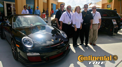 Continental Tire Dream Giveaway to Give Away Two Spectacular Porsches to Benefit Charity