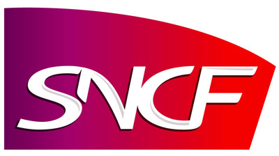 SNCF logo.  (PRNewsFoto/SNCF)