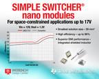 TI's SIMPLE SWITCHER(R) nano modules redefine small power supply design