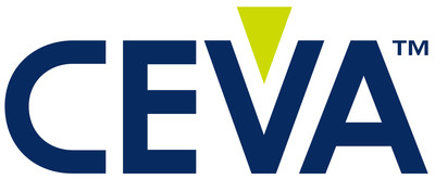CEVA, Inc. logo. (PRNewsFoto)