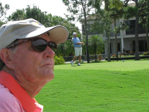 BallenIsles Relives Fond Memories with Jack Nicklaus at Legendary East Course