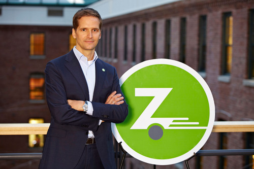 Zipcar appoints Frerk-Malte Feller (pictured) as president of Zipcar Europe.  (PRNewsFoto/Zipcar, Inc.)