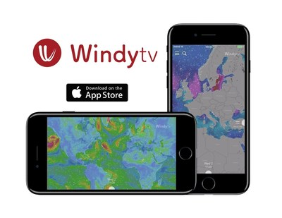 Windytv Launches a New iOS App