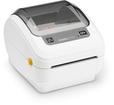 GK420 Healthcare Desktop Printer (PRNewsFoto/Zebra Technologies Corporation)