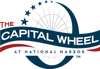 The Capital Wheel at National Harbor is a large-scale observation wheel soaring 175 feet above the Potomac River with views of Washington, DC, Maryland and Virginia. Visit www.thecapitalwheel.com or www.nationalharbor.com.  (PRNewsFoto/National Harbor)