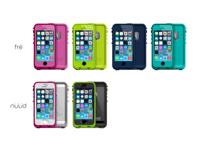 LifeProof fre and nuud are available in a variety of vibrant new summer colors.