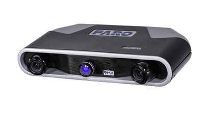 FARO's new 9 megapixel Cobalt Array Image