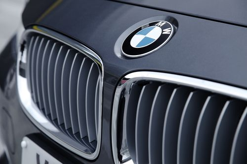 Over one million BMW brand vehicles sold in the first eight months.