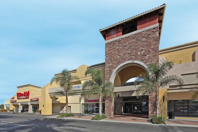 Mountaingate Plaza, Simi Valley, California.  (PRNewsFoto/Investcorp)