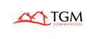 The new TGM Communities logo.  (PRNewsFoto/TGM Associates L.P.)