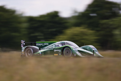 Drayson Racing land speed record attempt. Elvington, Yorkshire, United Kingdom. 25th and 26th June 2013. Photo: Drew Gibson