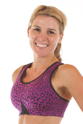 Sturdy Girl Sports offers sports bras for large-breasted athletes (PRNewsFoto/Sturdy Girl Sports)