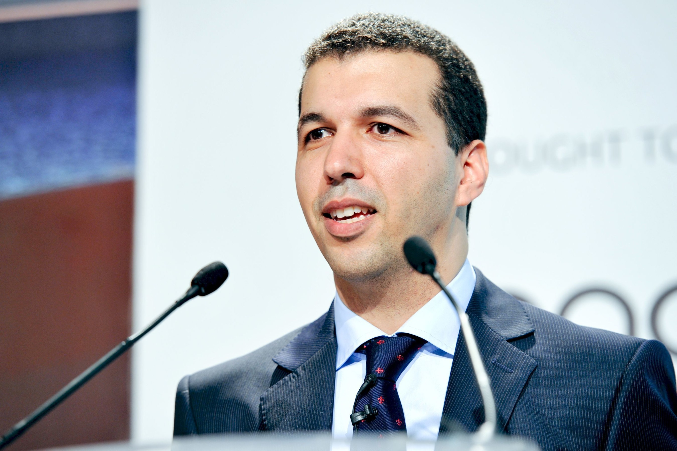 Mr Tarik Senhaji, Chief Executive Officer of Moroccan sovereign wealth fund, Ithmar Capital (PRNewsFoto/Ithmar Capital)