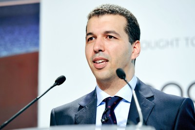 Mr Tarik Senhaji, Chief Executive Officer of Moroccan sovereign wealth fund, Ithmar Capital (PRNewsFoto/Ithmar Capital)