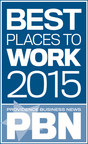 Dominion Diagnostics Named One of Rhode Island's 2015 Best Places To Work by Providence Business News