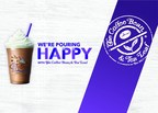 The Coffee Bean & Tea Leaf is Pouring Happy for National Coffee Day. (PRNewsFoto/The Coffee Bean & Tea Leaf)