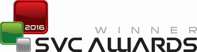 SVC Awards Winner Logo (PRNewsFoto/Datapipe)