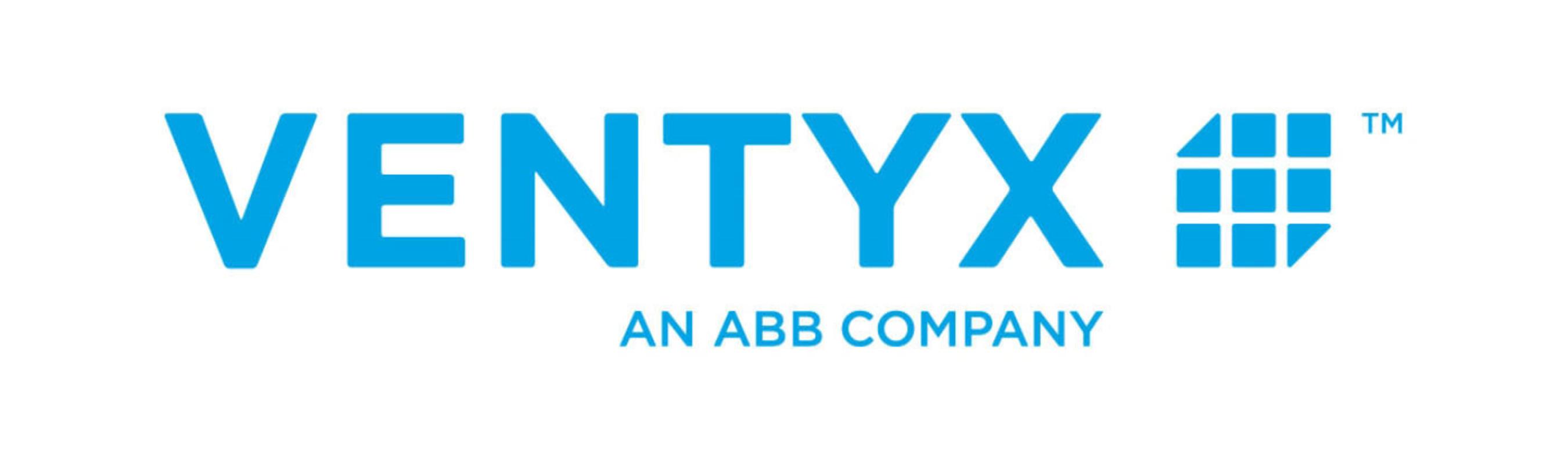 Ventyx logo.