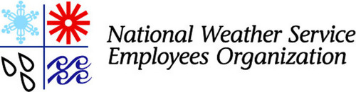 National Weather Service Employees Organization Logo.  (PRNewsFoto/National Weather Service Employees Organization)