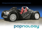 POPnology exclusive! The world's first 3D printed car from Local Motors.