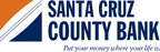 Santa Cruz County Bank logo.