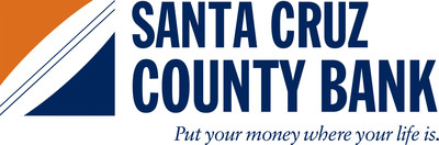 Santa Cruz County Bank logo.  (PRNewsFoto/Santa Cruz County Bank)