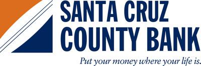 Santa Cruz County Bank logo.