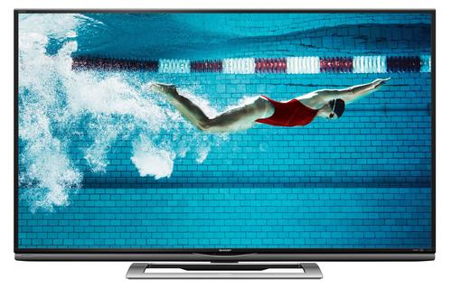 Sharp® Unveils AQUOS® Ultra HD LED TV