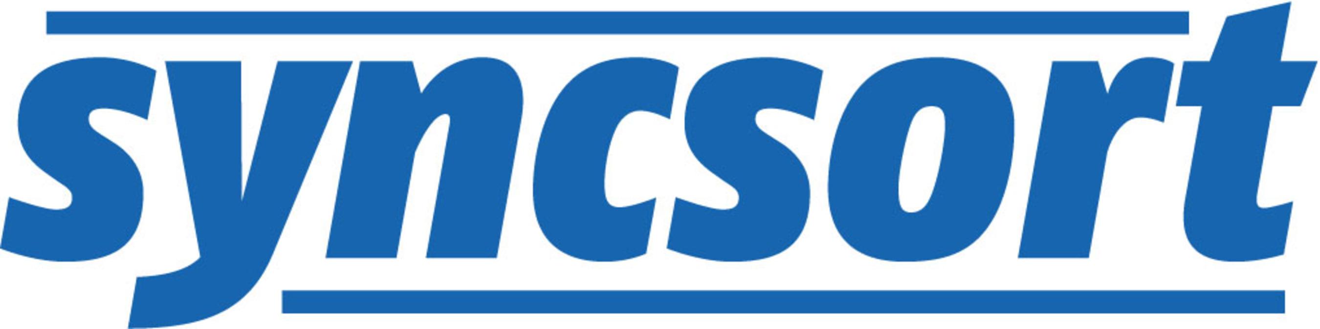 Syncsort Data Integration Logo. (PRNewsFoto/Syncsort)