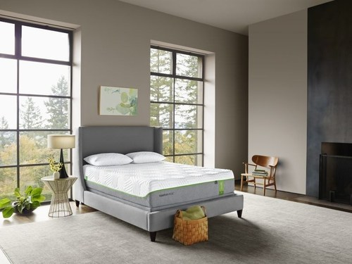 Tempur-Pedic delivers a whole new feel with the new TEMPUR-Flex Collection, which debuted at the Las Vegas ...