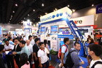 Crowded visitors on Thai Water 2013. (PRNewsFoto/UBM Asia (Thailand))