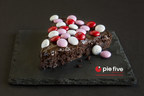 Pie Five Pizza Co. brings the love with newest LTO dessert pizza, Cupid's Brownie